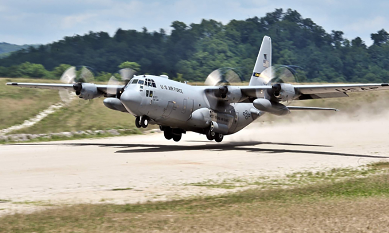WV Air National Guard 130th Airlift Wing