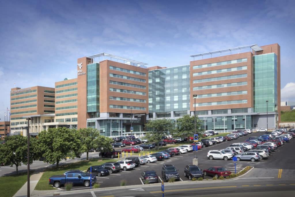 West Virginia University Hospital